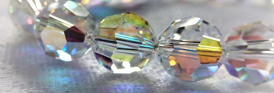 perles en cristal SWAROVSKI
